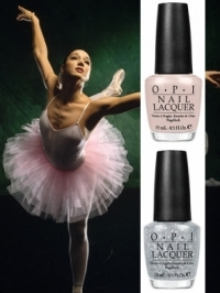 OPI NYC Ballet Inspired Nail Collection Spring 2012
