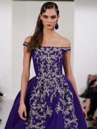 Oscar de la Renta Fall 2013 Collection New York Fashion Week