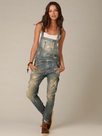 2010 Fashion Trends – Overalls