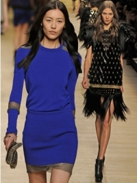 Paco Rabanne Fall 2012 RTW Collection