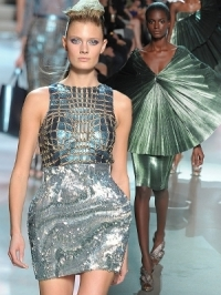 Paco Rabanne Spring 2012 – Paris Fashion Week