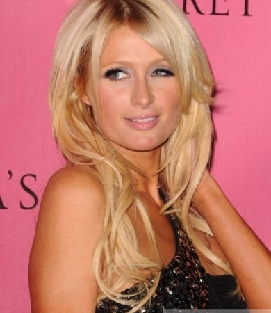 Paris Hilton Lazy Eye