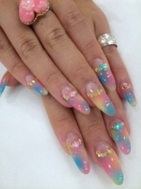 Stylish Pastel Nail Art Designs for Summer