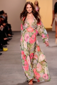 Spring/Summer 2011 Maxi Dress Trend
