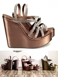 Pedro Garcia Spring/Summer 2011 Shoe Collection