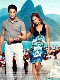 Eva Mendes for Peek & Cloppenburg Fashion Campaign