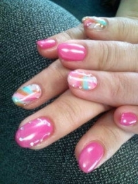 Pretty DIY Nail Art Designs