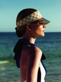 Poppy Delevigne for Louis Vuitton Summer 2012 Campaign