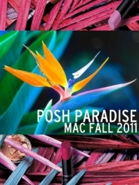MAC Posh Paradise Makeup Collection for Fall 2011
