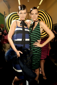 Spring/Summer 2011 Stripe Fashion Trends