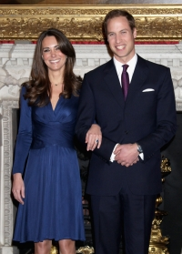 Prince William Engaged to Kate Middleton