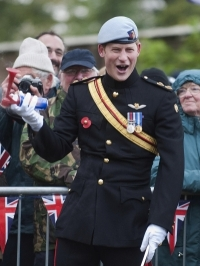 """Prince Harry Plans to """"Embarrass"""" Prince William"""
