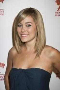 Lauren Conrad's Long Bob Haircut