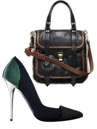 Proenza Schouler Fall 2012 Accessories