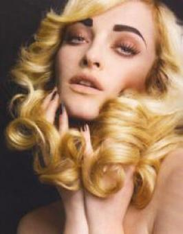 Veronica Lake Inspired Hairstyle