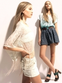 Pull & Bear 'Lazy Summer' 2012 Lookbook