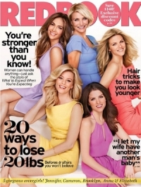'What to Expect When You're Expecting' Cast Covers Redbook Mag June 2012
