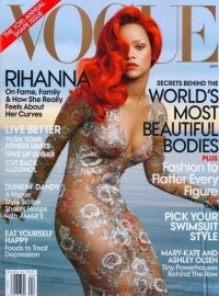 Rihanna Covers Vogue's April 2011 Issue