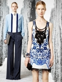 Roberto Cavalli Resort 2013 Collection
