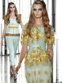 Rodarte Spring 2012 – New York Fashion Week