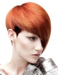 Cropped Layered Short Hair Styles