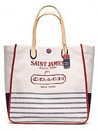 Saint James x Coach Collection