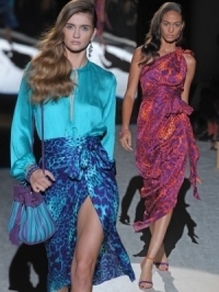 Salvatore Ferragamo Spring 2012 – Milan Fashion Week