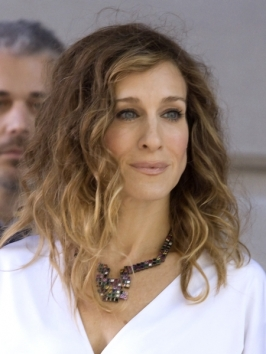 Pictures Sarah Jessica Parker Sarah Jessica Parker Wavy Hairstyle