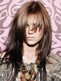 Hip Long Layered Hair Styles