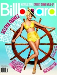 Selena Gomez Goes Pin-up for Billboard Cover