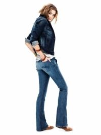 7 For All Mankind Spring 2011 Denim Lookbook