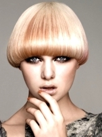 Sizzling Short Hairstyles 2012