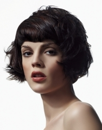 Bangs Hairstyles For Small Foreheads