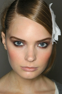 Brown Smoky Eye Make Up 2010
