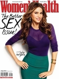 Sofia Vergara Talks Cancer Survival with Women's Health South Africa