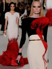Stephane Rolland Spring 2012 Couture Collection