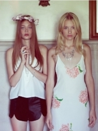 The Stone Cold Fox 'Virgin Bride' Spring/Summer 2013 Lookbook