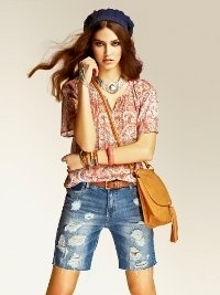 Stradivarius March 2013 Lookbook