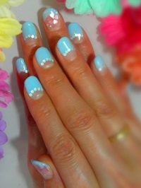 Nail Art Designs for Summer 2012