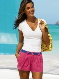Summer Shorts for Body Shapes