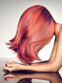 Technicolor Hair Dying Trends 2012