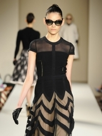 Temperley London Fall 2013 Collection London Fashion Week