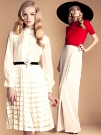 Temperley London Resort 2013 Collection