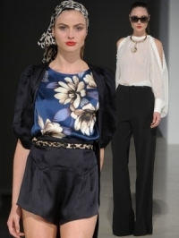 Temperley London Spring 2012 – London Fashion Week