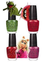 OPI The Muppets Trendsetter Nail Polish Collection