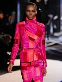 Tom Ford Fall 2013 Collection London Fashion Week