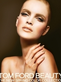 Tom Ford Spring 2012 Metallic Beauty Collection