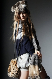 Topshop Christmas Lookbook 2010