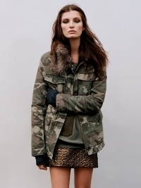 Topshop Fall 2012 Campaign
