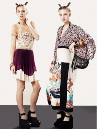 Topshop Shanghai Spring/Summer 2011 Collection